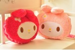 2-in-1 Plush Toy Pillow & Blanket